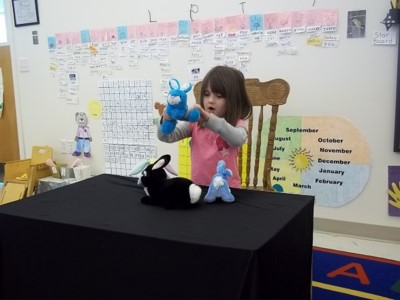 Child puppetry 2