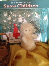 Felted puppets 6 - The Snow Child