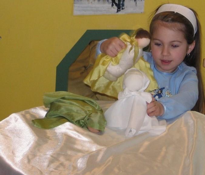 Snow Child Puppet (2)